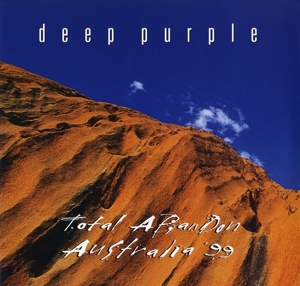 DEEP PURPLE - TOTAL ABANDON - AUSTRALIA '99 -GATEFOLD-