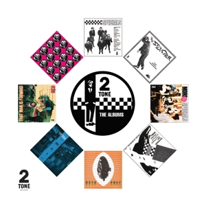 "VARIOUS - TWO TONE ""THE ALBUMS"" -BOX SET-"