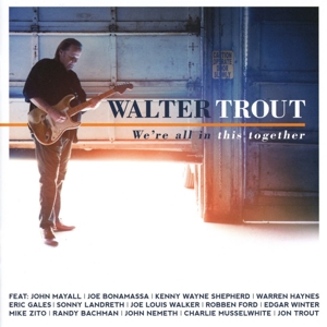 TROUT, WALTER - WE'RE ALL IN THIS..