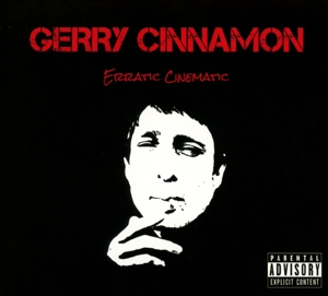 CINNAMON, GERRY - ERRATIC CINEMATIC
