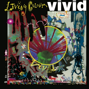 LIVING COLOUR - VIVID -COLOURED/INSERT-