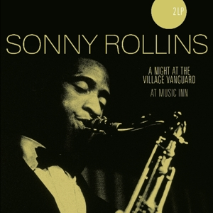 ROLLINS, SONNY - A NIGHT AT THE VILLAGE..