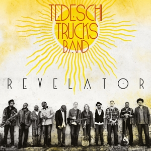 TEDESCHI TRUCKS BAND - REVELATOR -COLOURED-