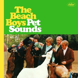 BEACH BOYS - PET SOUNDS (50TH ANN.DEL.ED.)