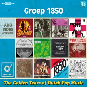GROEP 1850 - GOLDEN YEARS OF DUTCH POP MUSIC