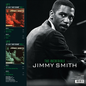 "SMITH, JIMMY - AT CLUB ""BABY GRAND"".."