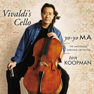 MA, YO-YO - VIVALDI'S CELLO -HQ-