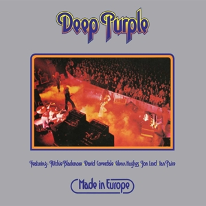 DEEP PURPLE - MADE IN EUROPE (LTD. PURPLE ED.)