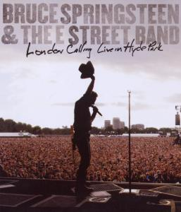 SPRINGSTEEN, BRUCE - LONDON CALLING:LIVE IN HYDE PARK