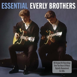 EVERLY BROTHERS - ESSENTIAL - 50 ORIGINAL..