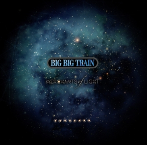 BIG BIG TRAIN - MERCHANTS OF LIGHT -CD+BOOK-