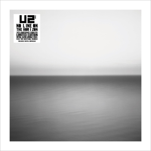 U2 - NO LINE ON THE HORIZON (CLEAR VINYL)