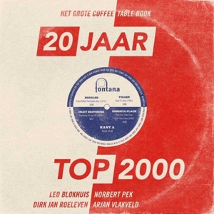BOOK - TOP 2000 - 20 JAAR -..
