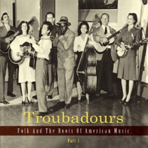 VARIOUS - TROUBADOURS 1 (ENGLISH)