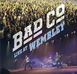 BAD COMPANY - LIVE AT WEMBLEY-GATEFOLD-
