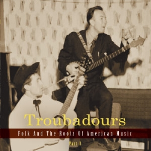 VARIOUS - TROUBADOURS 3 (ENGLISH)