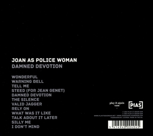 JOAN AS POLICE WOMAN - DAMNED DEVOTION