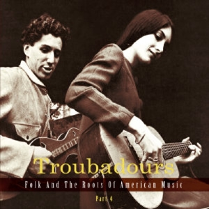 VARIOUS - TROUBADOURS 4 (ENGLISH)