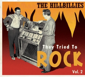 VARIOUS - HILLBILLIES:THEY.. VOL.2
