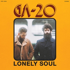 GA-20 - LONELY SOUL (RED)