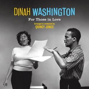 WASHINGTON, DINAH - FOR THOSE IN LOVE -HQ-