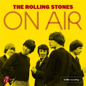 ROLLING STONES - ON AIR (DELUXE 2CD)