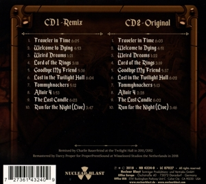 BLIND GUARDIAN - TALES FROM THE TWILIGHT WORLD -LTD-