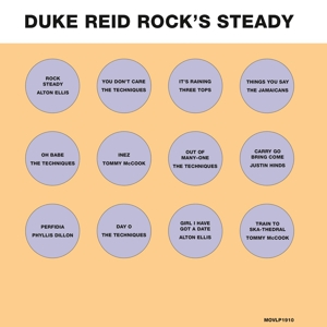 VARIOUS - DUKE REID ROCK'S.. -HQ-