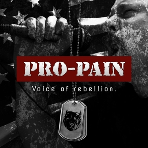 PRO-PAIN - VOICE OF REBELLION-LP+CD-