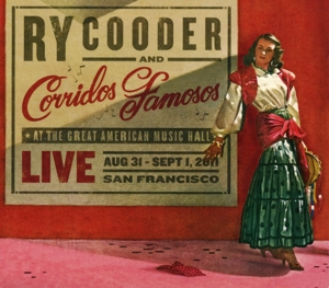 COODER, RY - LIVE IN SAN FRANCISCO