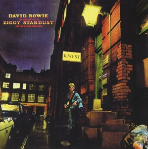 BOWIE, DAVID - RISE AND FALL OF ZIGGY..