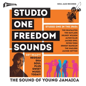 VARIOUS - STUDIO ONE FREEDOM SOUNDS