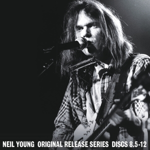 YOUNG, NEIL - ORIGINAL 8.5-12 -BOX SET-RELEASE SERIES/ DISCS 8.5-12