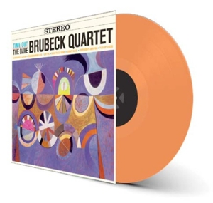 BRUBECK, DAVE - TIME OUT -COLOURED-