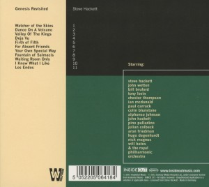 HACKETT, STEVE - GENESIS REVISITED -REISSUE-