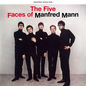 MANFRED MANN - FIVE FACES OF MANFRED MANN