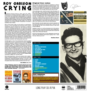 ORBISON, ROY - CRYING -HQ-