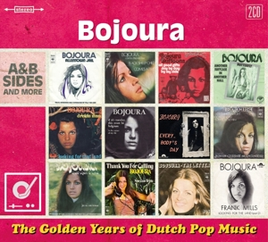 BOJOURA - GOLDEN YEARS OF DUTCH POP MUSIC