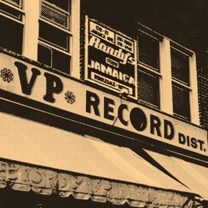 VARIOUS - DOWN IN YEARS OF VP RECORDS -BOX SET-
