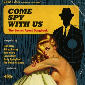 VARIOUS - COME SPY WITH US