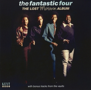 FANTASTIC FOUR - LOST MOTOWN ALBUM