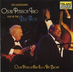 PETERSON, OSCAR - LIVE AT THE BLUE NOTE