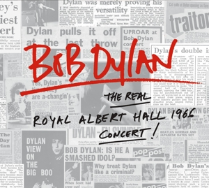 DYLAN, BOB - REAL ROYAL ALBERT HALL 1966 CONCERT