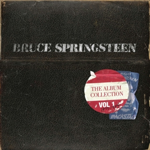 SPRINGSTEEN, BRUCE - ALBUM COLLECTION VOL.1 1973-1984