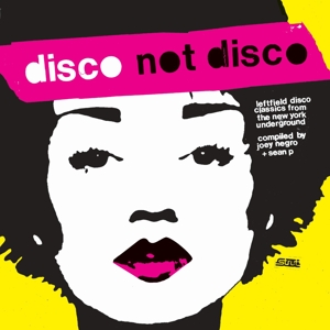 VARIOUS - DISCO NOT DISCO-ANNIVERS-