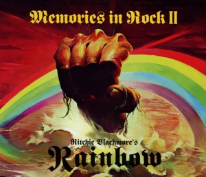 RITCHIE BLACKMORE'S RAINB - MEMORIES IN ROCK 2 -CD+DVD-
