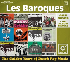BAROQUES, LES - GOLDEN YEARS OF DUTCH POP MUSIC