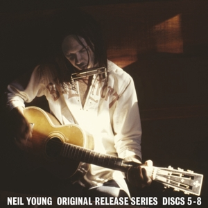 YOUNG, NEIL - ORIGINAL RELEASE SERIES DISCS 5-8 -BOX SET-