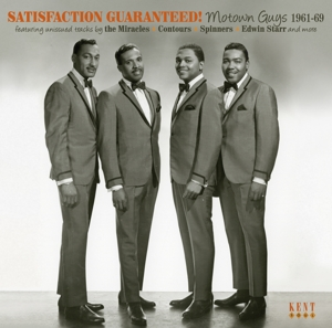 VARIOUS - SATISFACTION GUARANTEED