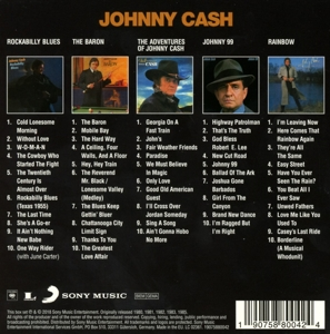 CASH, JOHNNY - ORIGINAL ALBUM CLASSICS4
